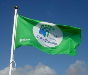 Flying_the_Green_Flag